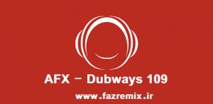 دانلود ریمیکس ای اف ایکس دابویز 109